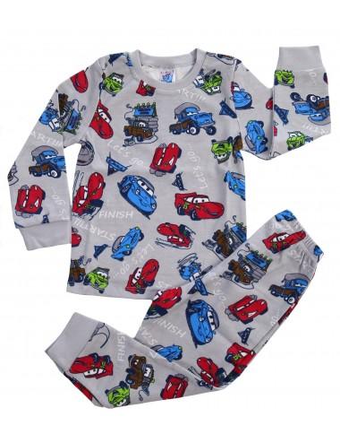 """Пижама детская """"Машинки 2"""""""