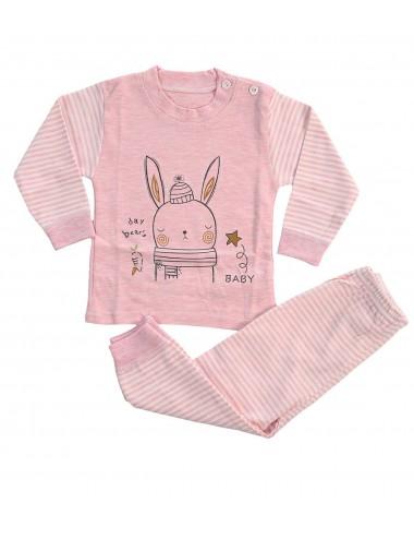 """Пижама детская """"Baby"""" на пуговке"""