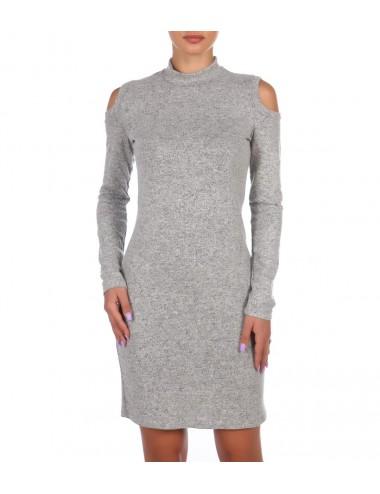 Платье женское с открытыми плечами от Comfi