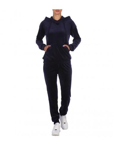 """Кофта женская с капюшоном на поясе и карманом """"Кенгуру"""" от Comfi"""