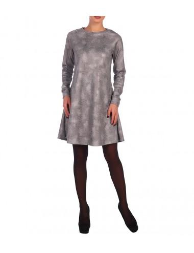 Платье женское с рукавами реглан на манжетах П86519-05.10 от Comfi