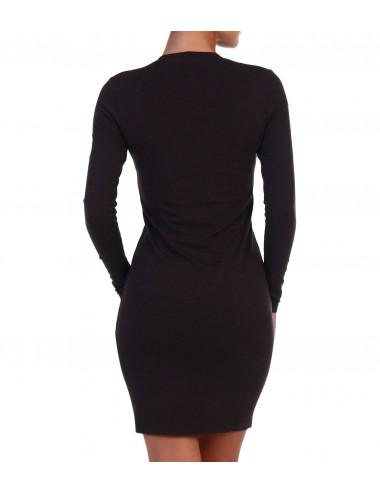 Платье из ангоры от Comfi