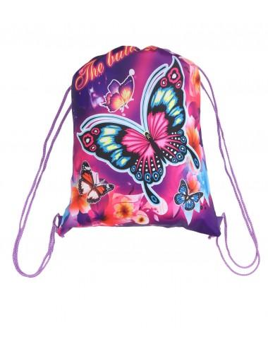 """Рюкзак мешок """"Бабочки"""""""
