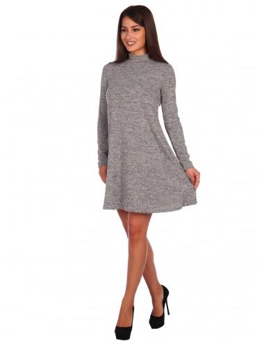 Платье женское расклешенное от проймы от Comfi