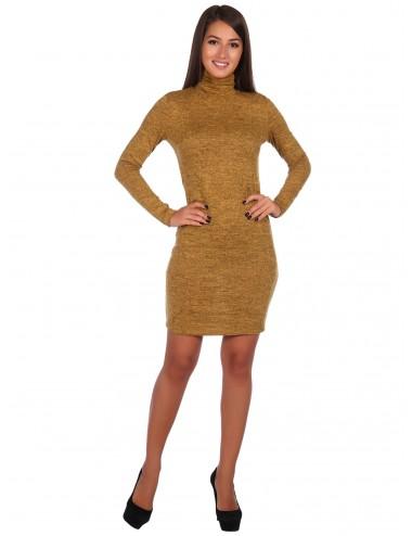 Платье из кашемира П59444-42 от Сomfi