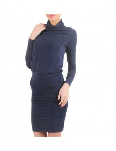 SALE Платье женское  с карманами ангора от Comfi