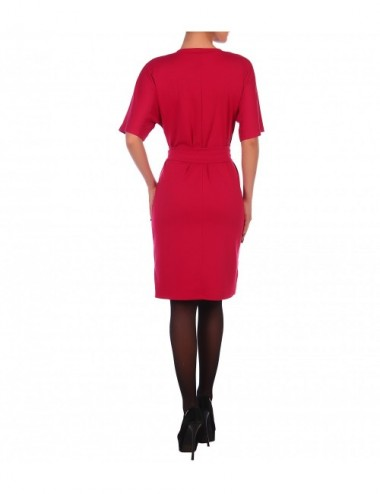"""SALE Платье женское с цельнокроеными рукавами и поясом """"Жаклин""""  от Comfi"""
