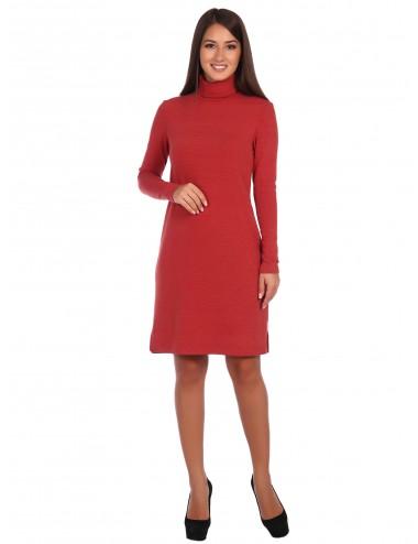 SALE Платье с разрезами и воротником стойка от Comfi