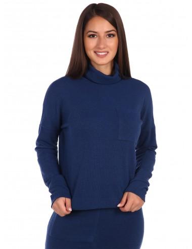 SALE Кофта женская с карманом на груди и рукавах от Comfi