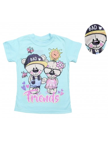 "Детская футболка на девочку ""Baby Style"""