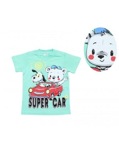 """Детская футболка на мальчика Baby Style"""""""
