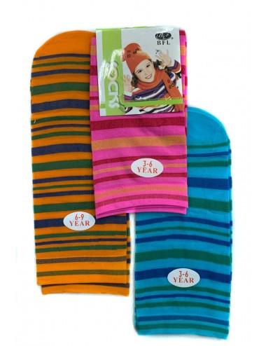 Носки детские капроновые