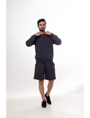 Костюм мужской: свитшот + шорты ЭКСКАЛИБУР