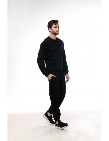 Костюм мужской: свитшот + брюки ОНИКС