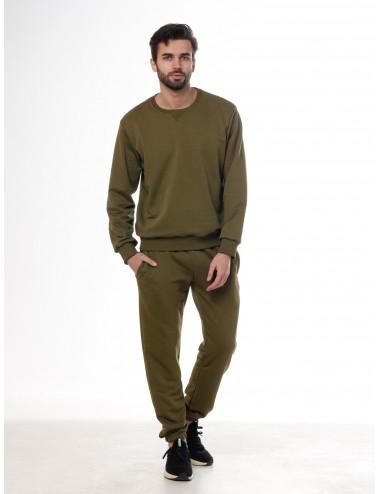 Костюм мужской: свитшот + брюки МАРТИНИ ОЛИВА