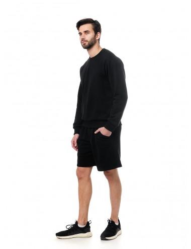 Костюм мужской: свитшот + шорты ОНИКС