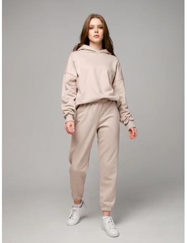 Костюм Какао: брюки + худи