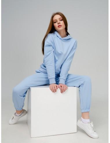 """Костюм: худи c карманом """"кенгуру"""" + брюки"""