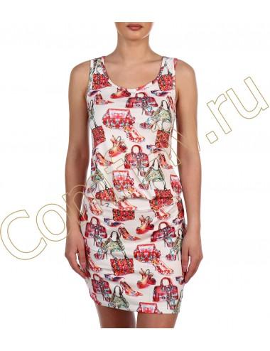"""Платье """"Мода и стиль"""""""