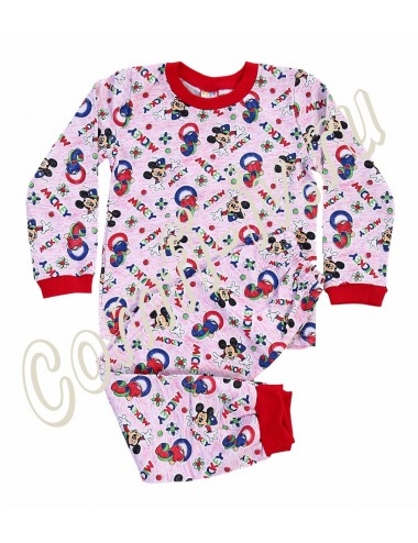 Пижама детская футер